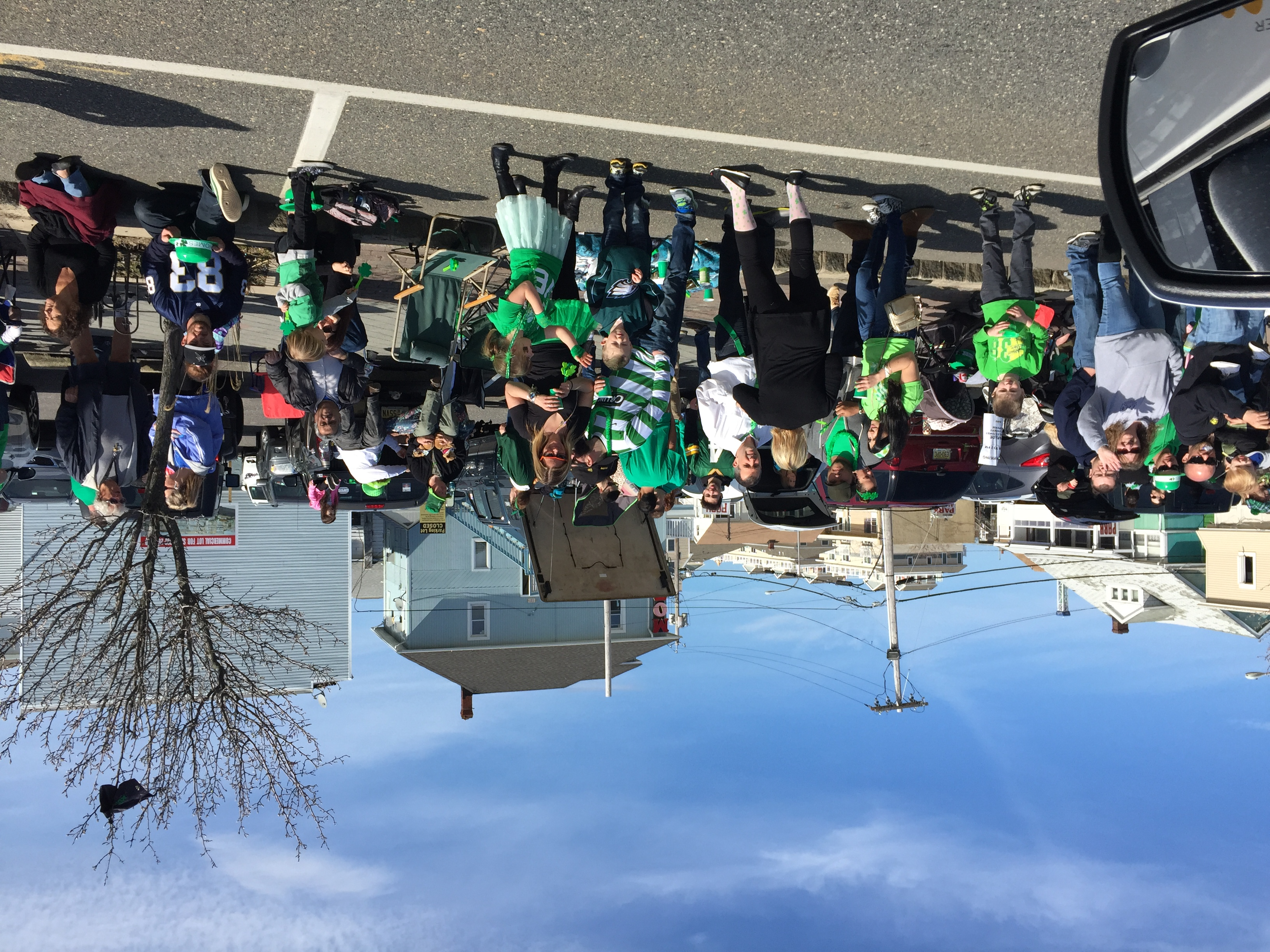 Lester Glenn Jeep >> Lester Glenn Participates in Seaside Heights St. Patrick's Day Parade! – The Lester Glenn ...