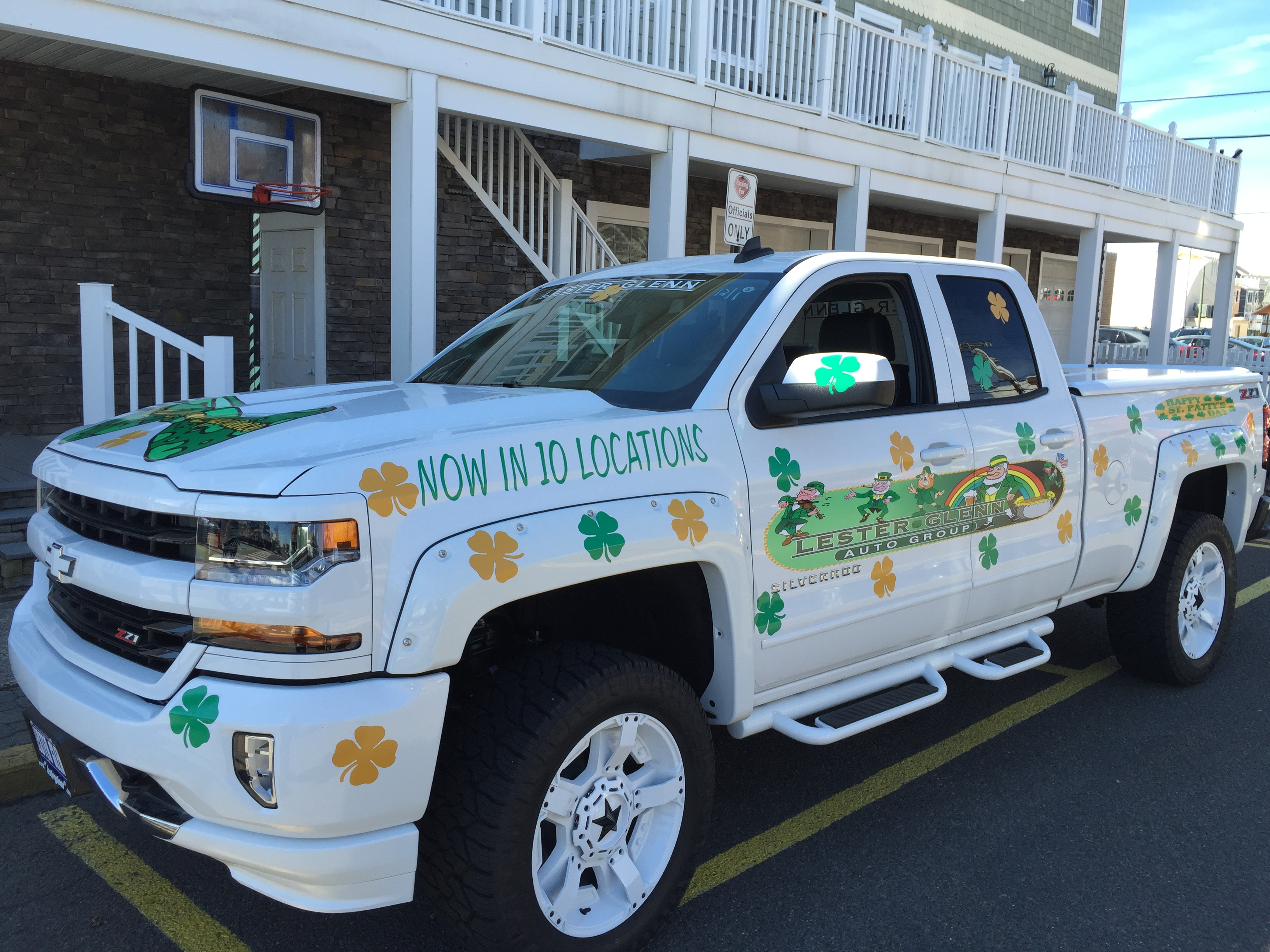 Seaside Heights, St Patrick's Day Parade, Lester Glenn Auto Group