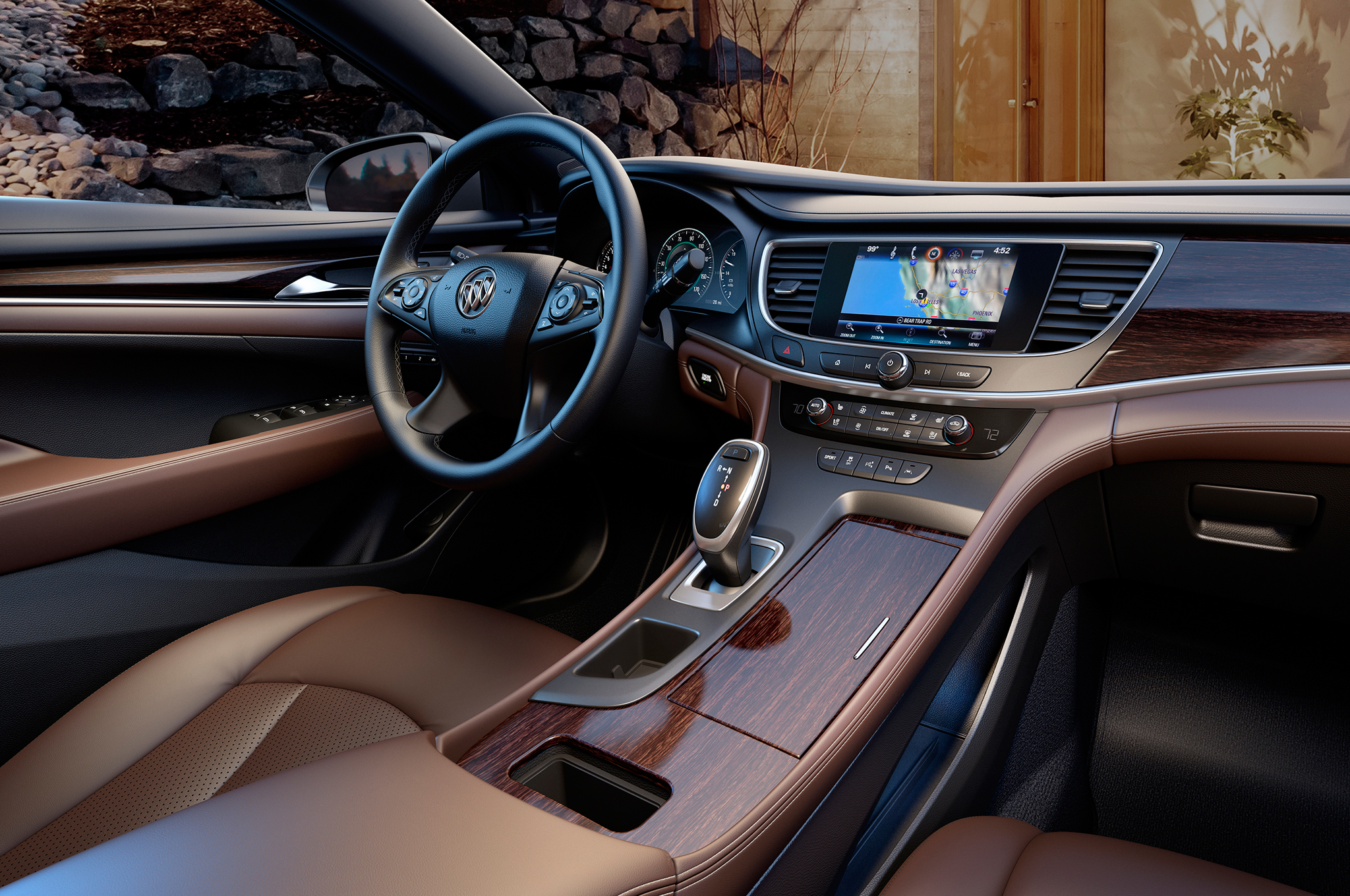The 2017 Buick Lacrosse Is Dressed To Impress The Lester Glenn